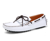 Urban Camber Casual Slip-On Loafers In White