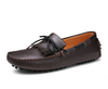 Urban Camber Casual Slip-On Loafers In Brown