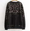 Constellation Printed Sweater