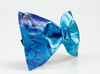 Blue Painting Bow Tie
