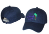 Club Tree Embroidered Hat