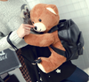 Cute Teddy Bear Plushie Backpack