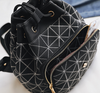 Geometry Pattern Backpack