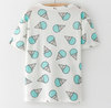 Cute Ice-cream Printed T-shirt