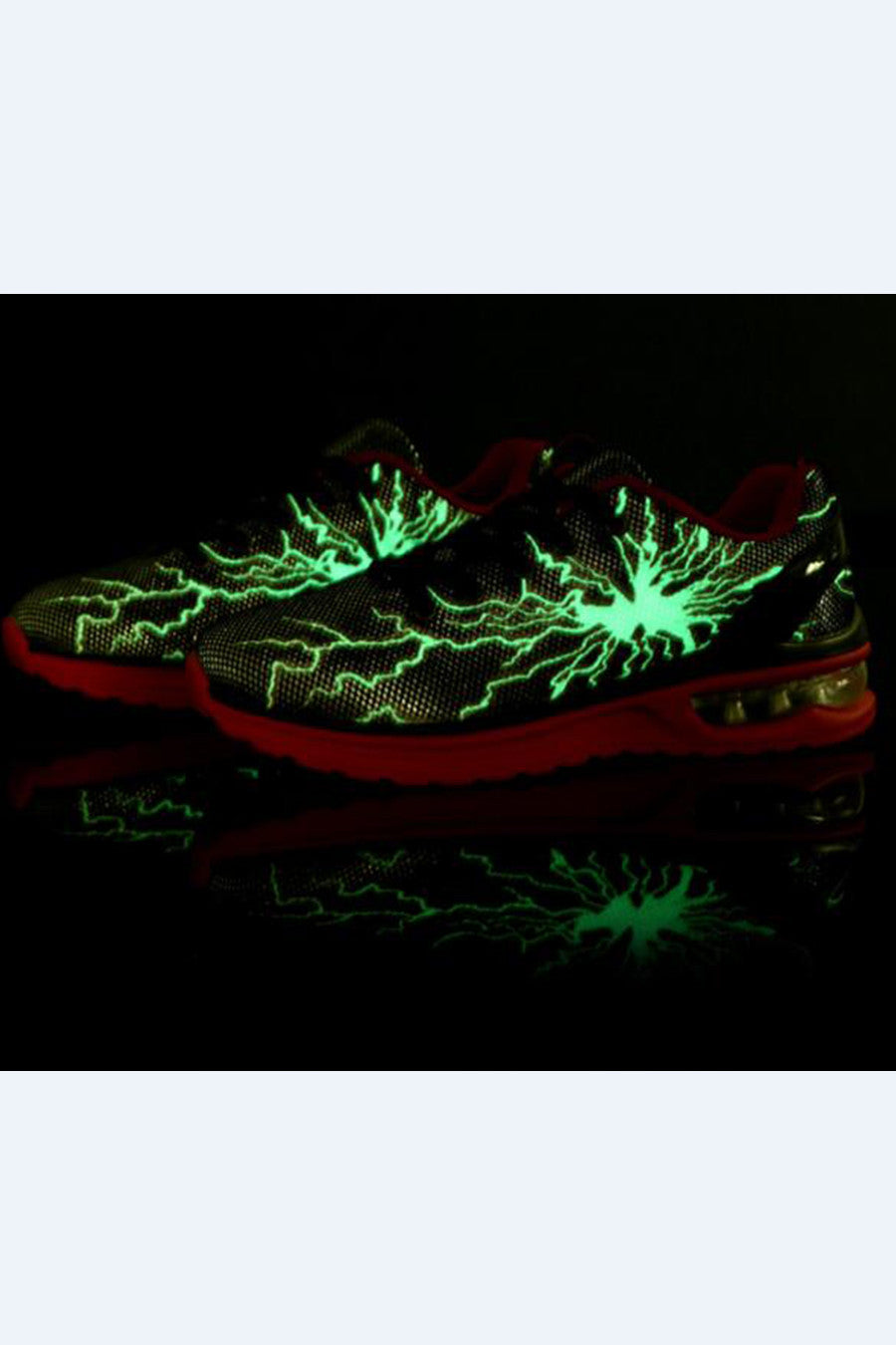 Glow In The Dark Running Shoes