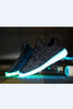 Black LED Light Running Shoes