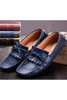 Urban Camber Casual Slip-On Loafers In Navy