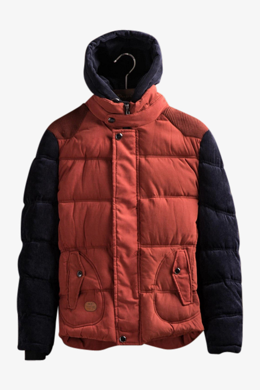 Winter Red Parka