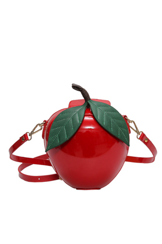 Cute Apple Shoulder Bag