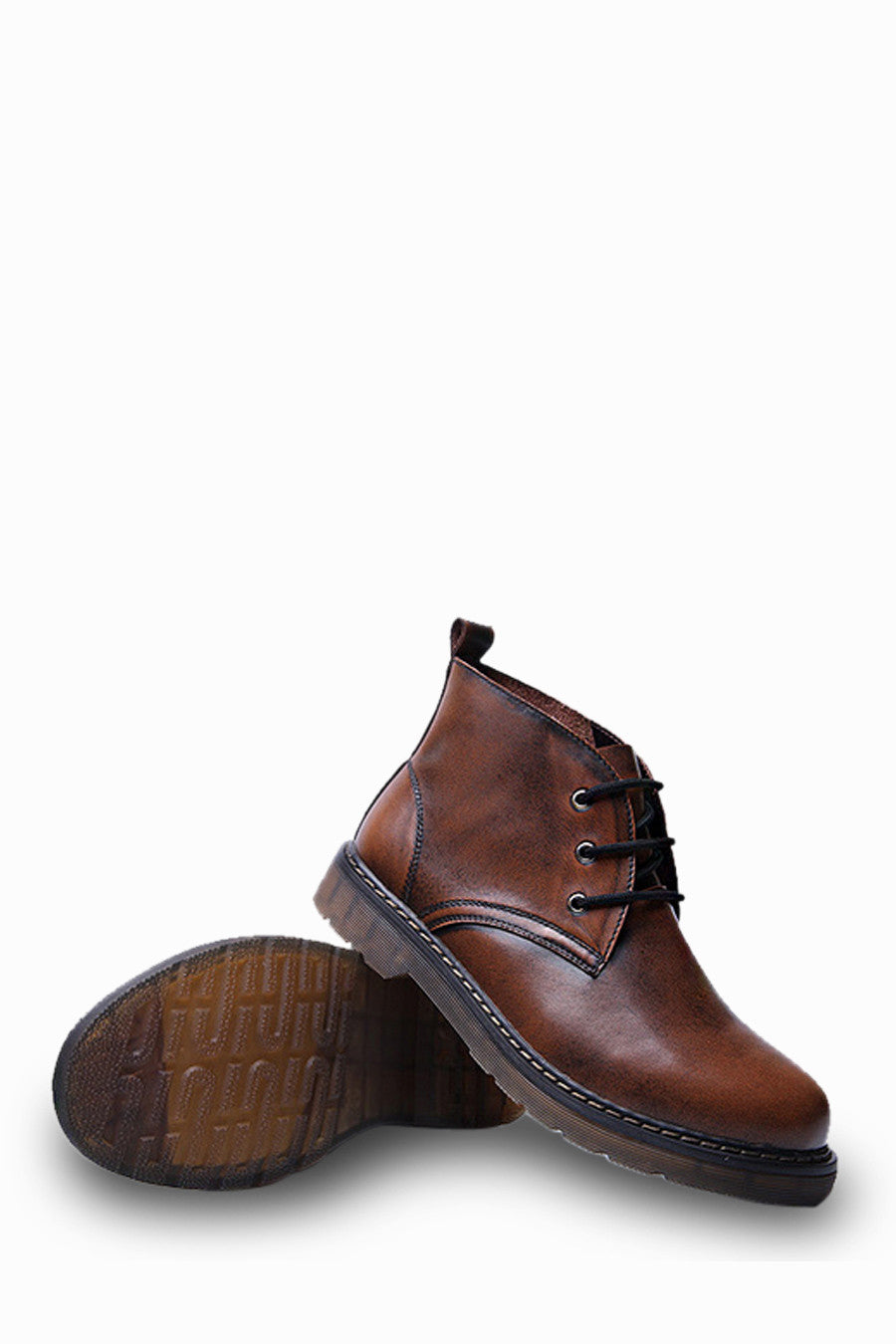 Martin Boots In Brown