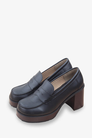 Haruta Style Clog In Black
