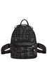 Vintage Woolen Backpack