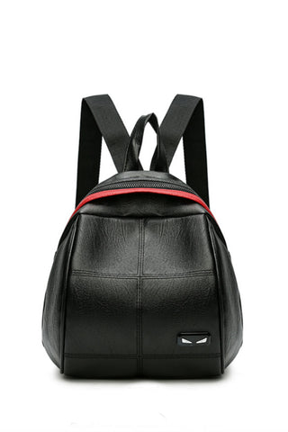 Little Monster Black Backpack