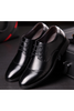 Black Formal Business Dress Shoes