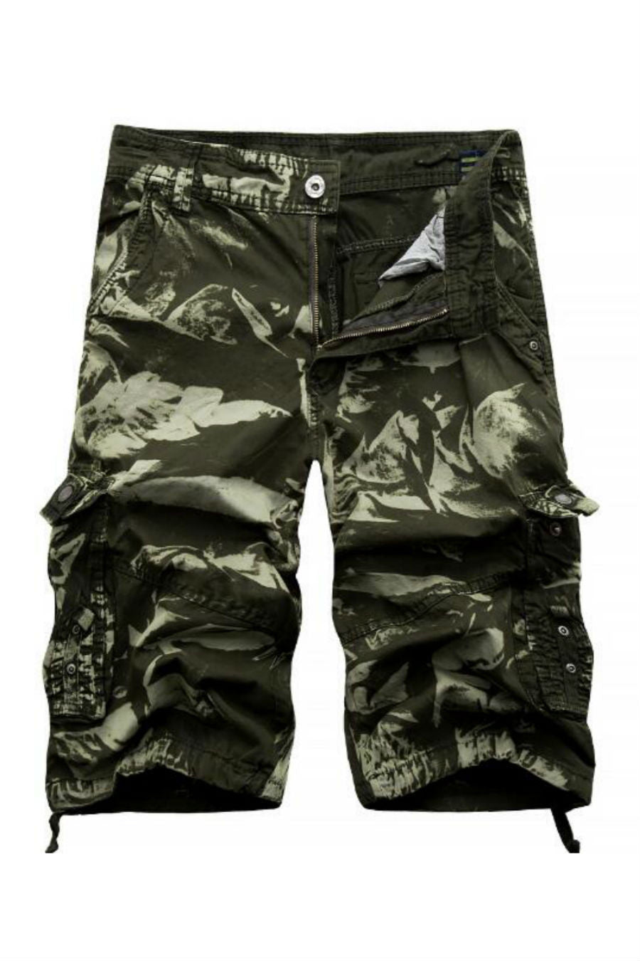 Summer Casual Cargo Shorts