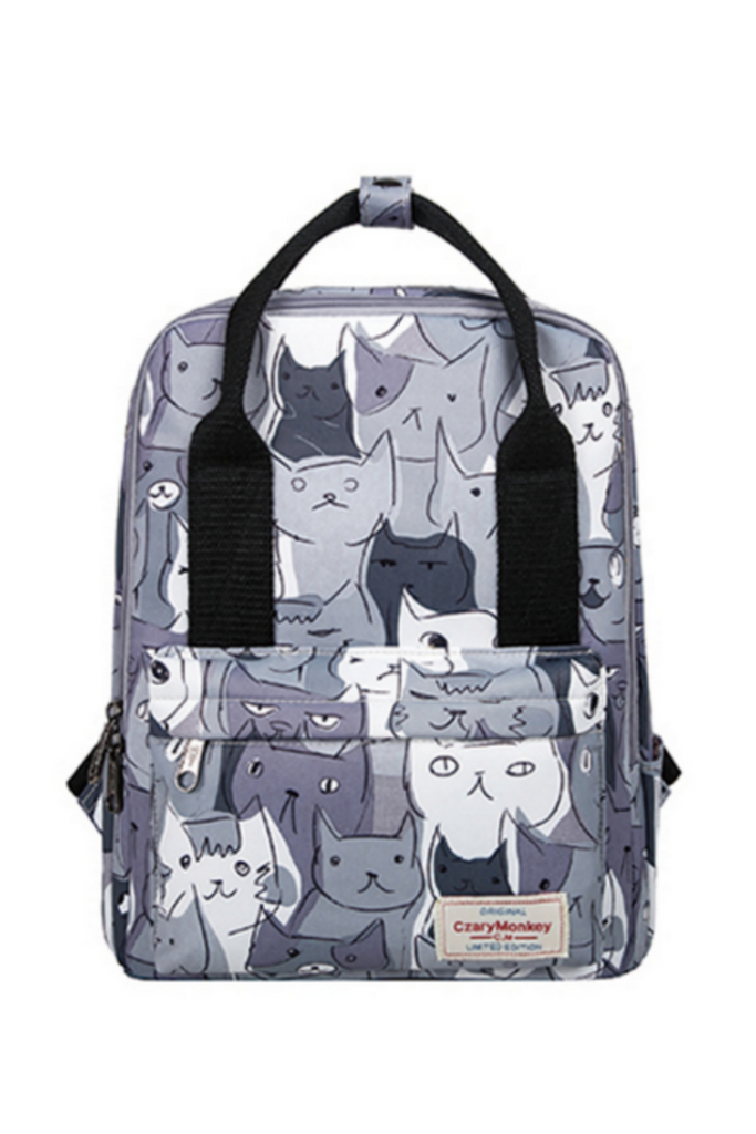 Multi Cats Backpack