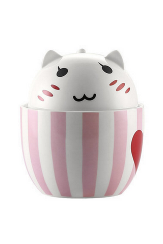 Cute Striped Cat Mug