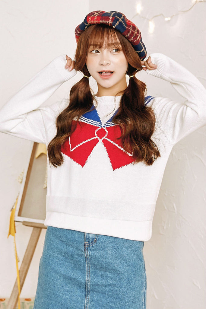 Sailor Moon Cute Sweater