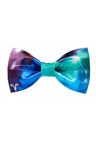 Aries Galaxy Bow Tie