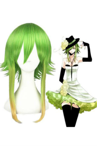 Vocaloid Gumi Cosplay Wig