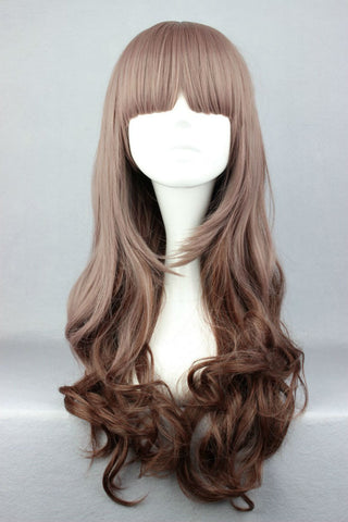 Lolita Cosplay Curly Wig
