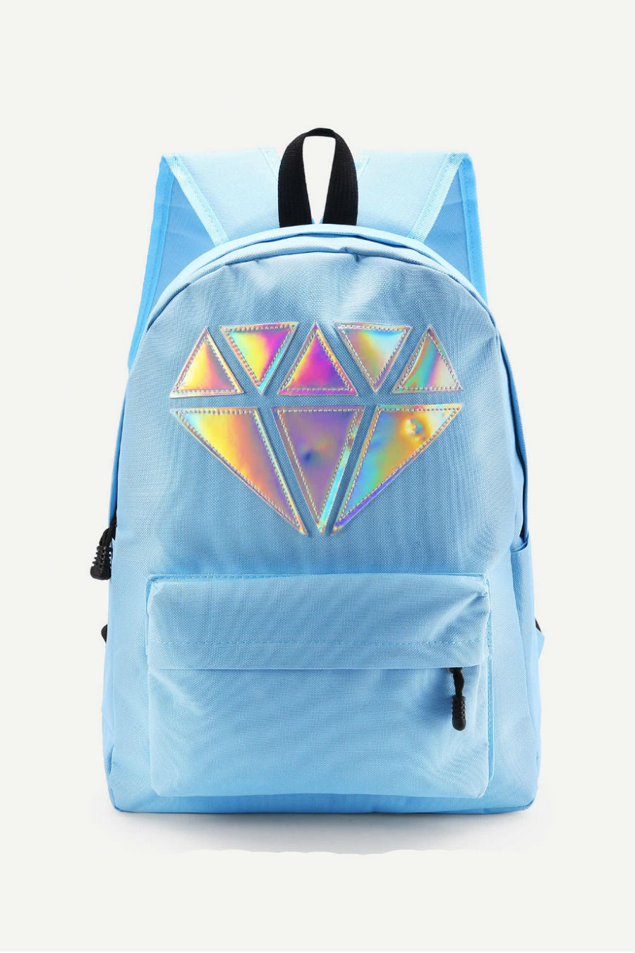 Hologram Diamond Backpack