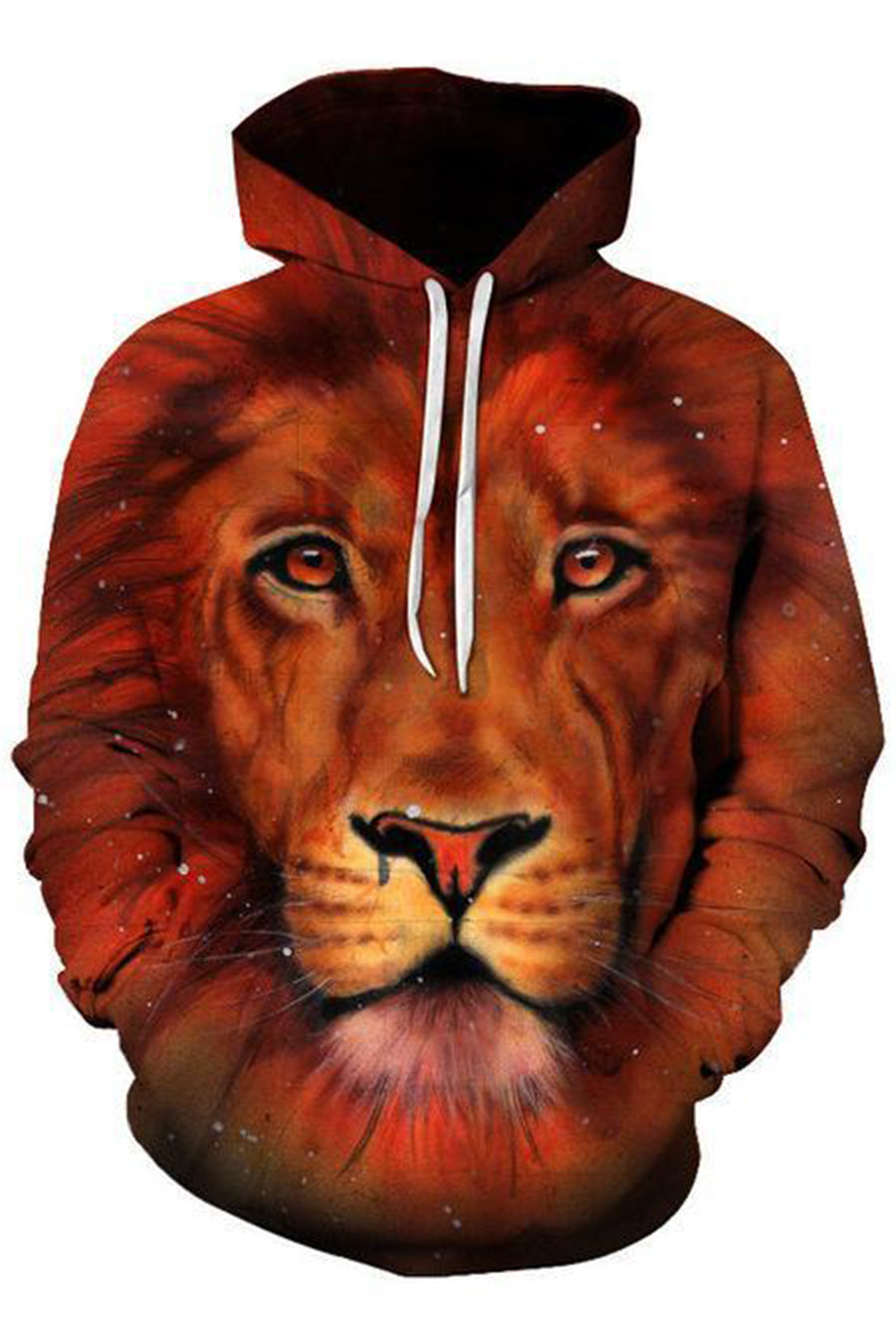 King Lion 3D Hooded Sweater