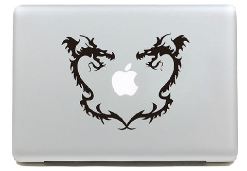 Macbook Dragons Decal Sticker. Art Decals By Moooh!!