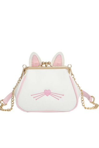 Cat Ears Crossbody Bag