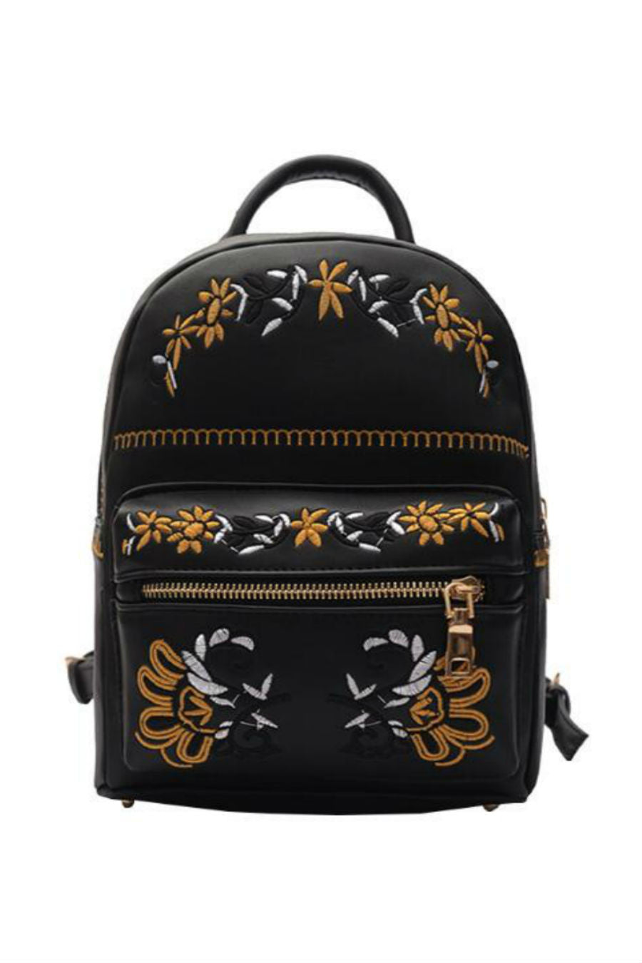 Boho Floral Backpack