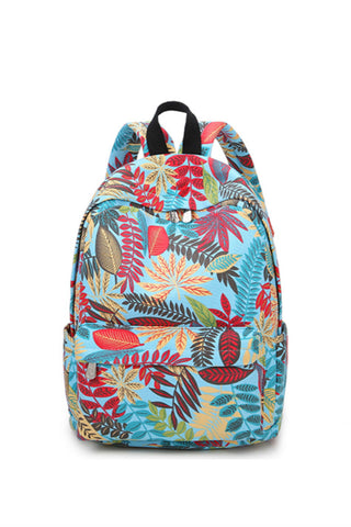 Foliage Prints Backpack