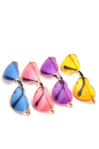 Beautiful Heart Sunglasses
