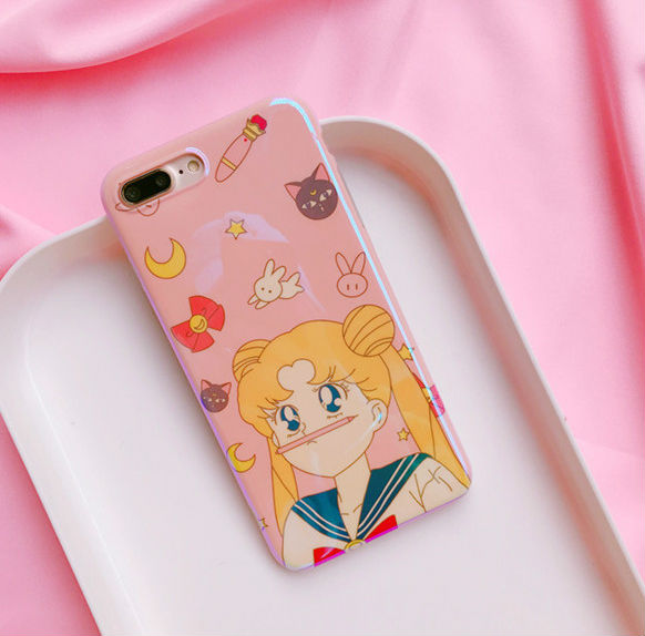 newest 4b6cb 86bff Sailor Moon Iphone Case