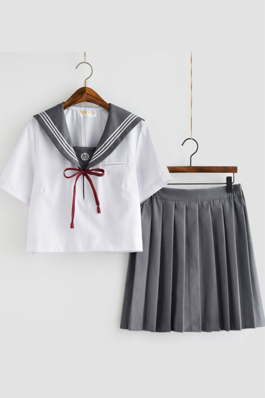 JK Embroidery Uniform Set