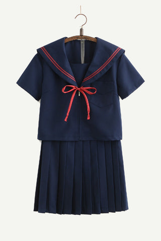 JK Navy Sailor Uniform Set