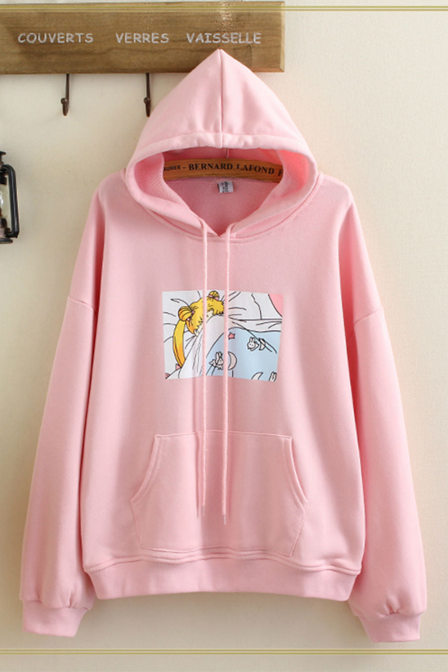 Sleepy Sailor Moon Hoodie 💤