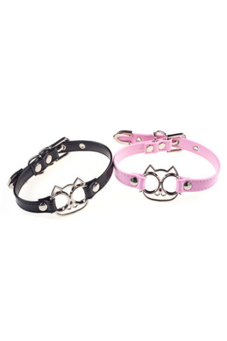Cute Kitty Cat Choker