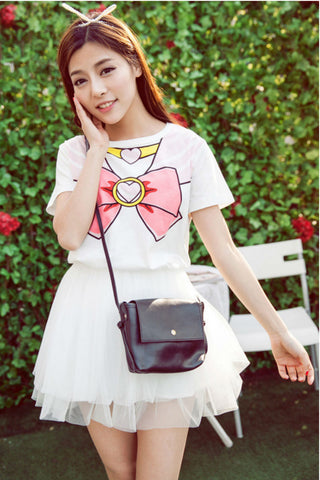💓 Sailor Chibi Moon Tee