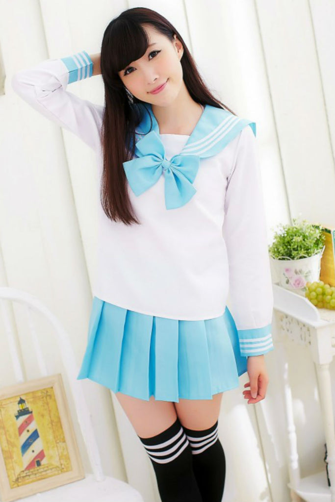 Sailor Seifuku School 📚 Uniform
