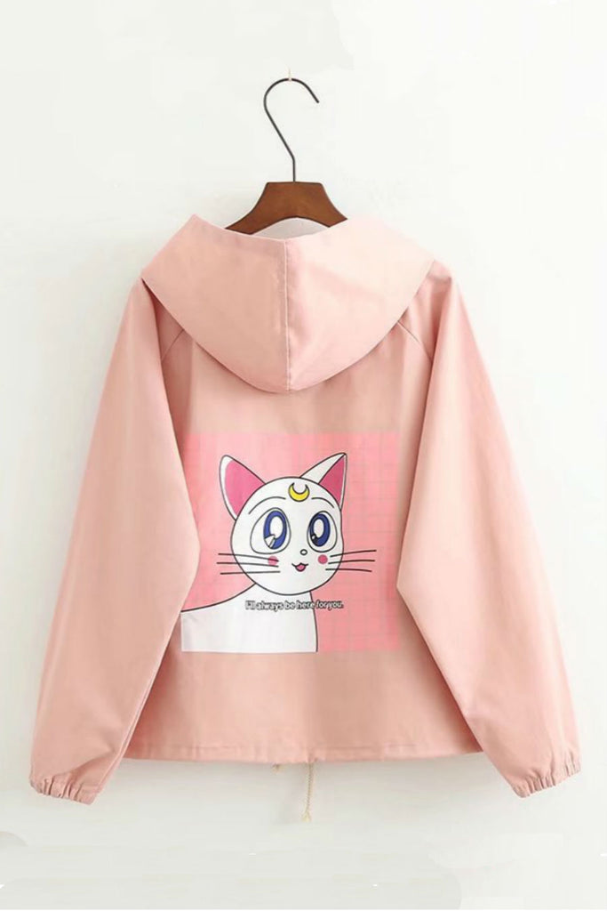 Sailor Moon Luna Jacket