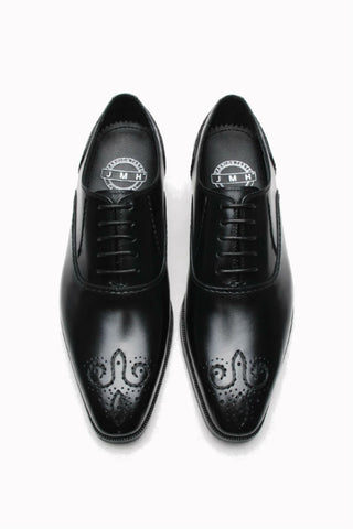 Black Brogue Oxford Subscribe