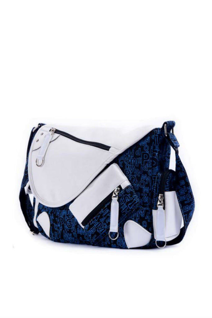 Messenger Shoulder Satchel