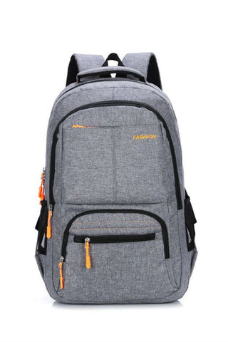 Fashion Grey Backpack