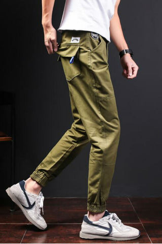 Men's Casual Pencil Pants
