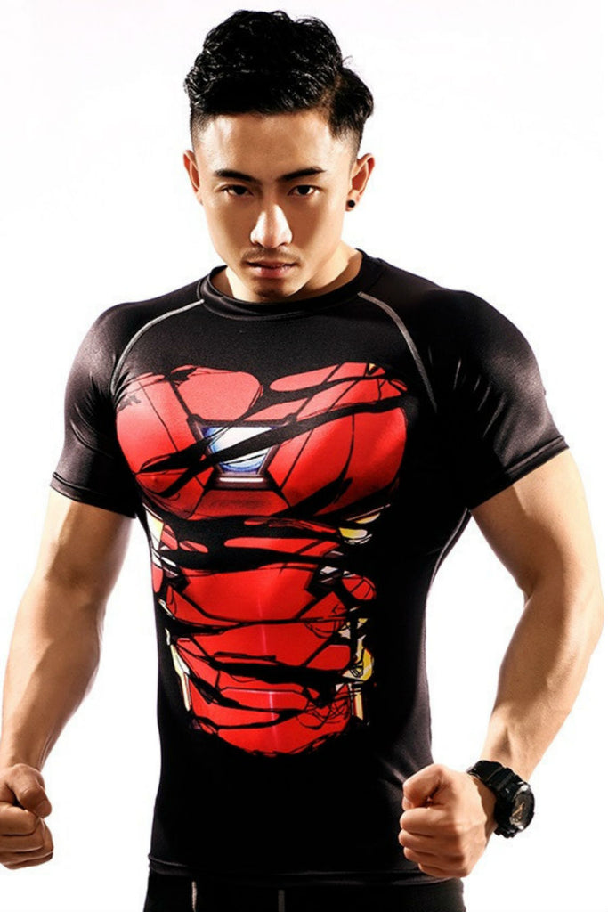 Ironman Compression T-Shirt