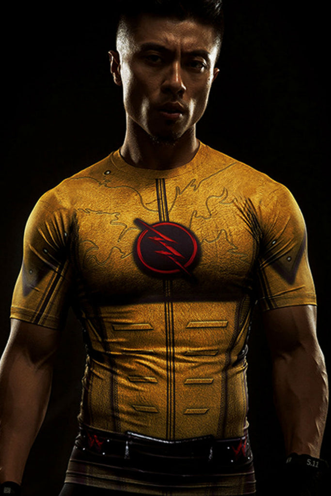 The Flash Yellow T-Shirt