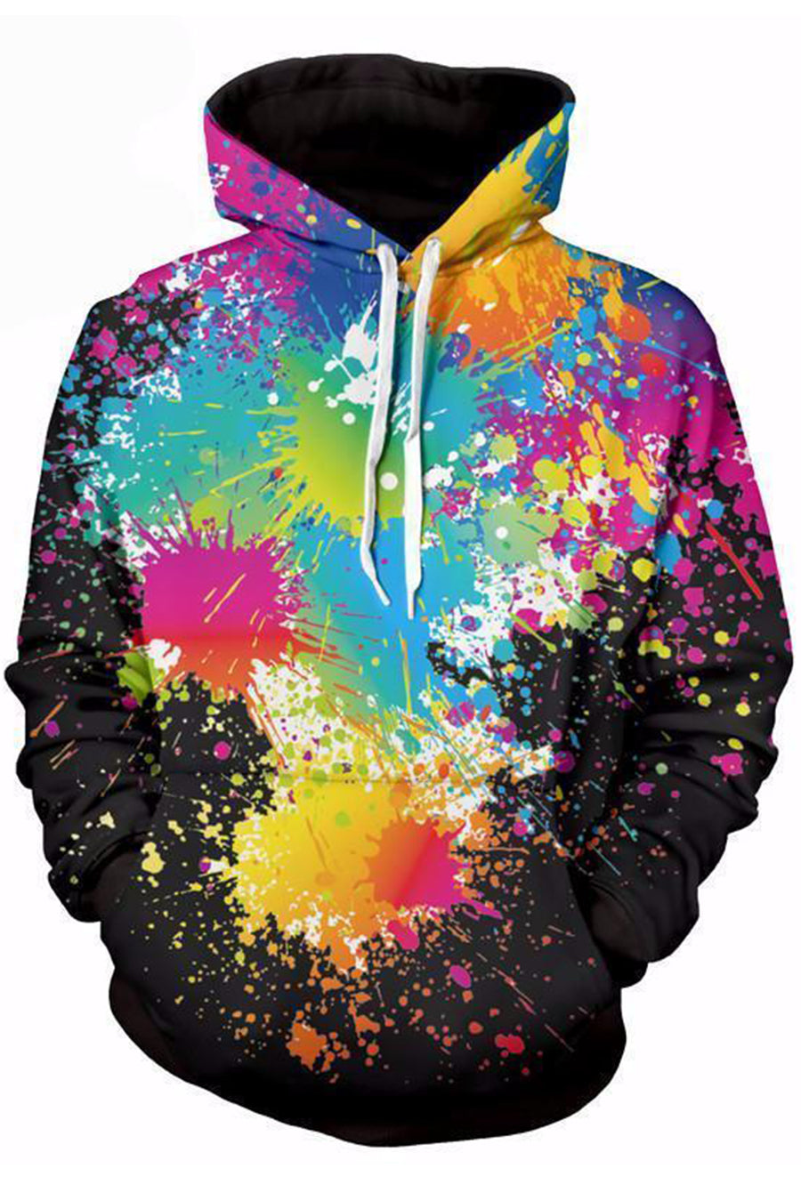 Happy Inks 3D Hooded Sweater