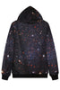 Stelle Stelline 3D Hooded Sweater