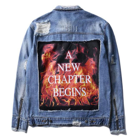 A New Chapter Denim Jacket