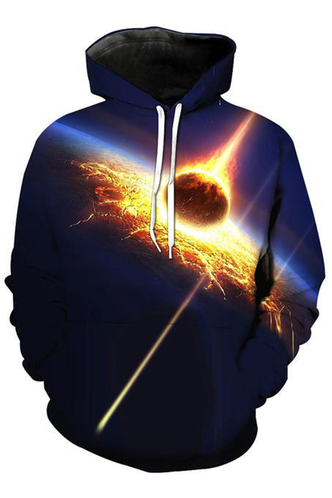 Stella Cadente 3D Hooded Sweater